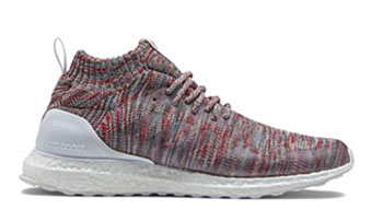 Kith adidas Ultra Boost Mid Multicolor Release Date