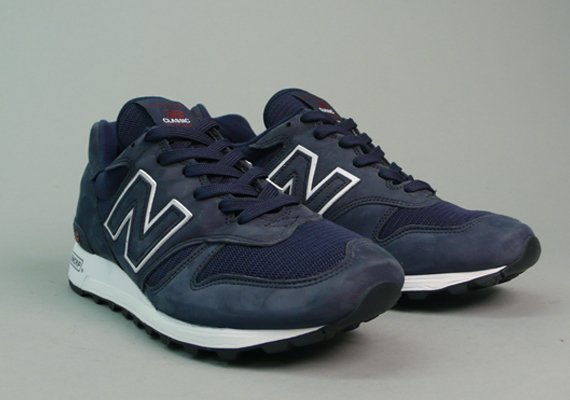 New Balance 1300 Made In USA 'Navy/Red' - Now Available