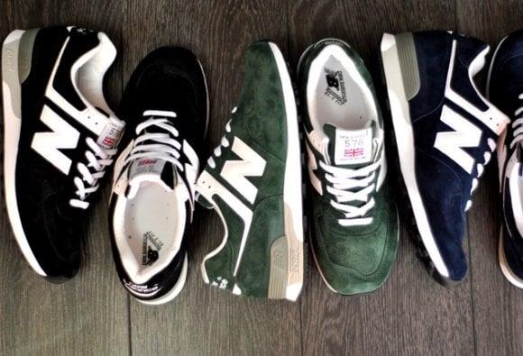 new balance 576 dark green
