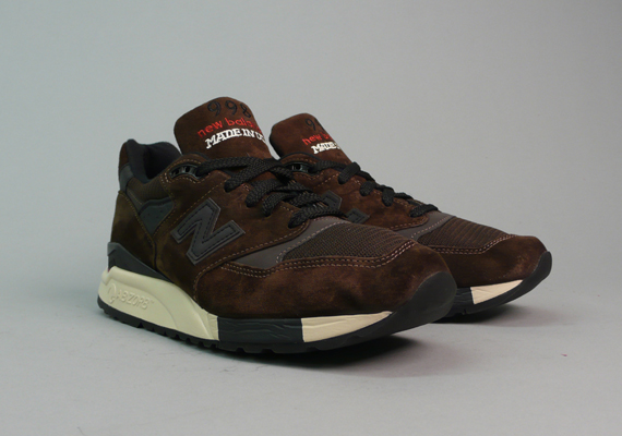 New Balance 998 Made In USA 'Brown' - Now Available