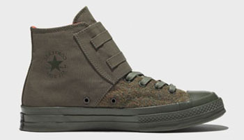 Nigel Cabourn Converse Chuck Taylor Green