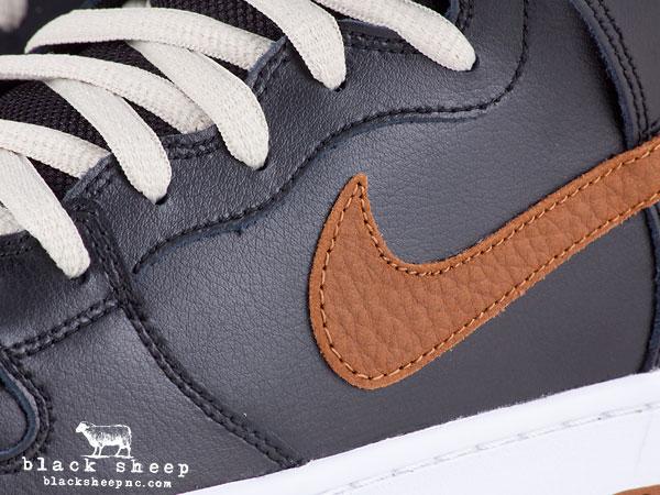 Nike SB Dunk High 'Guinness'