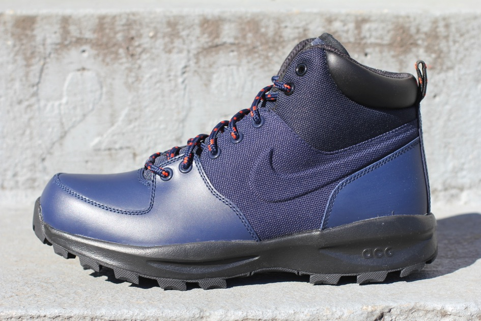 Nike ACG Manoa 'Obsidian' - Now Available