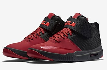 Nike Air Akronite Black Red Release Date