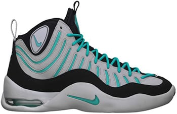 Nike Air Bakin Turbo Green Release Date