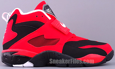 Nike Air Diamond Turf Black White Red Release Date