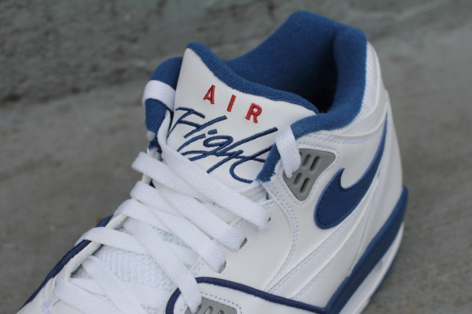 Nike Air Flight 89 'White/True Blue' - Now Available