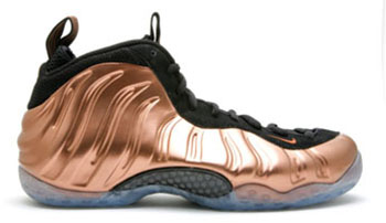 Nike Air Foamposite One Copper Release Date