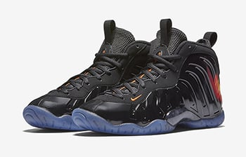 Nike Air Foamposite One Halloween