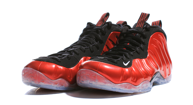 Nike Air Foamposite One 'Metallic Red' - One Last Look
