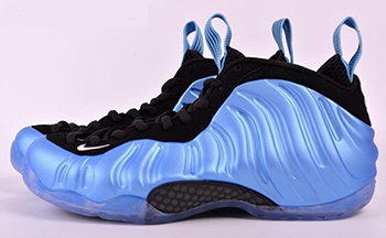 Nike Air Foamposite One University Blue Release Date