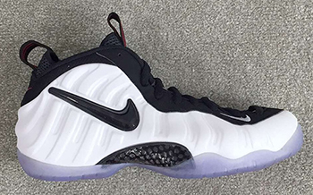 Nike Air Foamposite Pro Pearl He Got Game Release Date