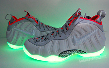 Nike Air Foamposite Pro Pure Platinum