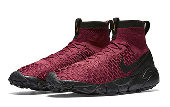 Nike Air Footscape Magista Flyknit FC Burgundy