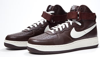 Nike Air Force 1 High QS Brown 2016 Release Date