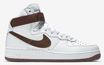 Nike Air Force 1 High QS Chocolate Release Date
