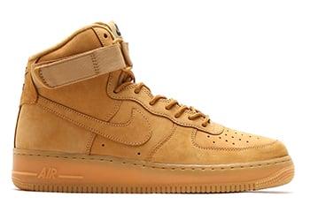 Nike Air Force 1 High Wheat Release Date