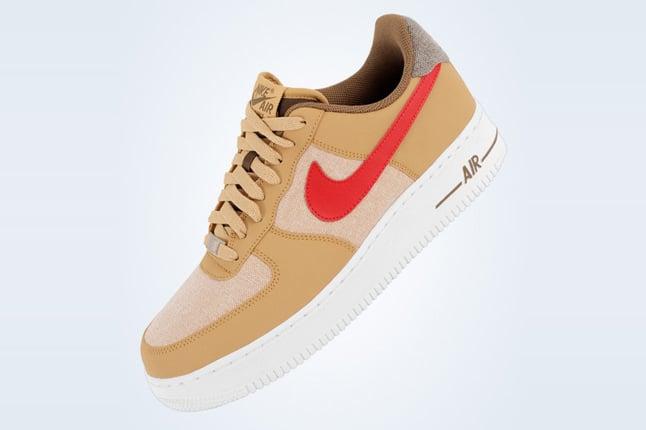 Nike Air Force 1 Low 'Gold Denim'