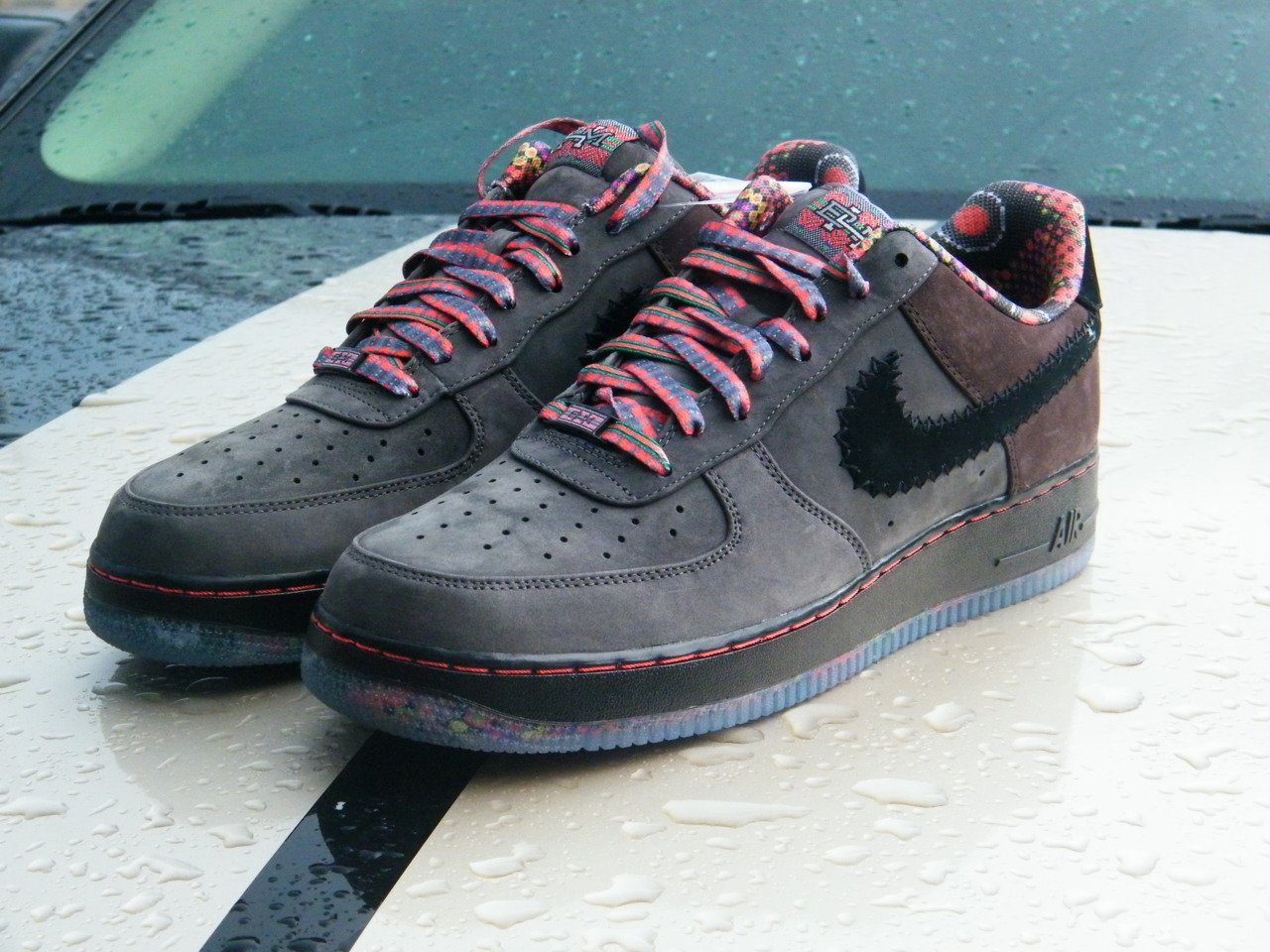 Nike Air Force 1 Low Premium 'Black History Month