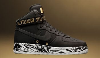 Nike Air Force 1 Mid BHM