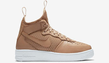 Nike Air Force 1 UltraForce 1 Mid Tan Release Date