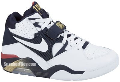 Nike Air Force 180 Olympic 2012 Release Date