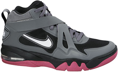 Nike Air Force Max CB2 Hyperposite Grey Pink Release Date 2014
