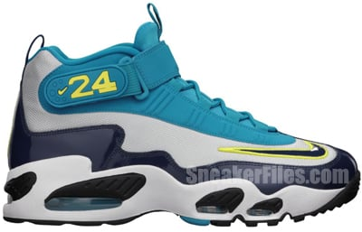 Nike Air Griffey Max 1 Pure Platinum Release Date 2013