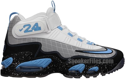 Nike Air Griffey Max 1 Silver Blue Release Date