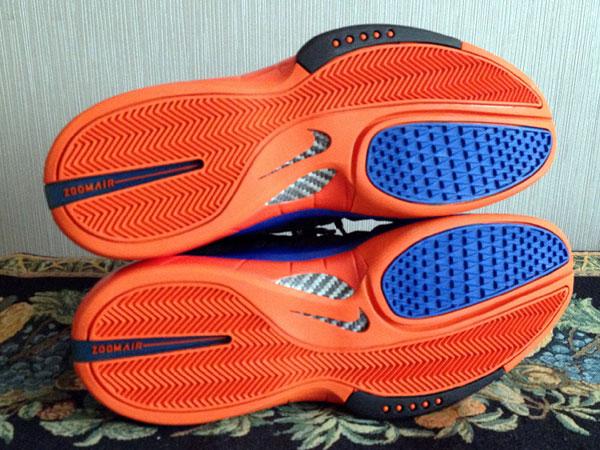 Nike Air Huarache 2K4 Penny Hardaway New York Knicks PE