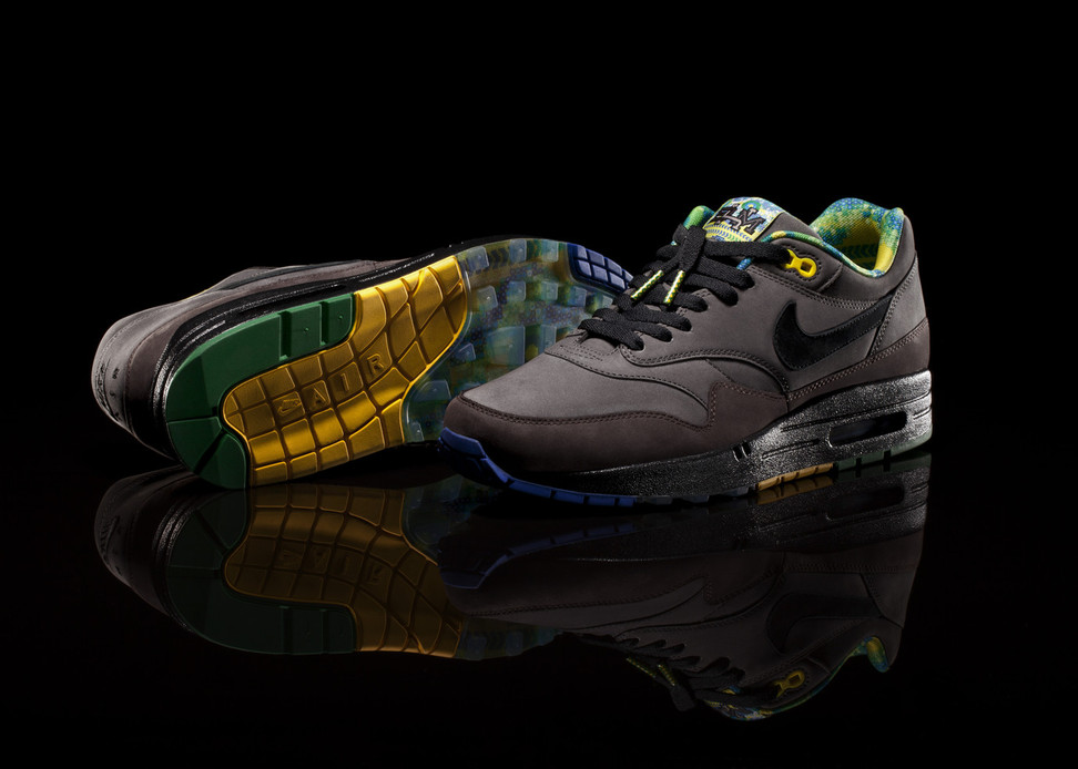 Nike Air Max 1 'Black History Month' Official Images