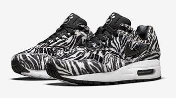 Nike Air Max 1 Zebra Release Date