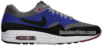 Nike Air Max 1 London QS May 2013 Release Date