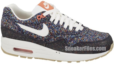 Nike Air Max 1 ND Liberty Hyper Blue May 2013 Release Date