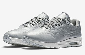 Nike Air Max 1 Ultra Metallic Silver