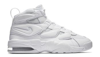 Nike Air Max 2 Uptempo 94 Triple White