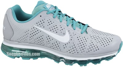 Nike Air Max 2011 Leather Wolf Grey White New Green Release Date 2012 05a687a68