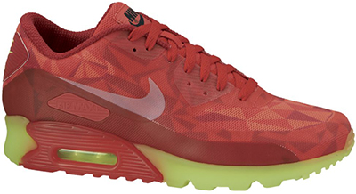 Nike Air Max 90 Ice Gym Red Release Date 2014