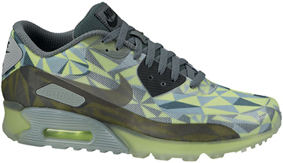 Nike Air Max 90 Ice Volt Release Date 2014