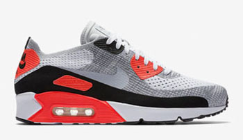 Nike Air Max 90 Ultra 2.0 Flyknit Infrared