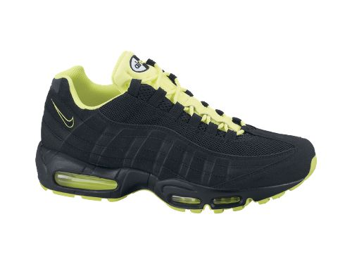 Nike Air Max 95 'Black/Volt' - Now Available