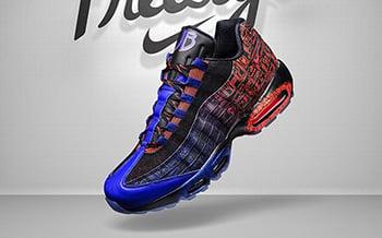 Nike Air Max 95 Doernbecher Release Date