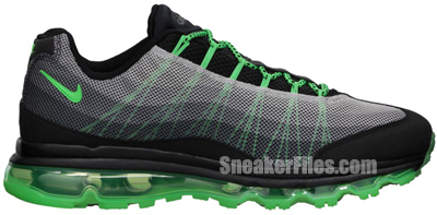 Nike Air Max 95 DYN FW Black Poison Green May 2013 Release Date