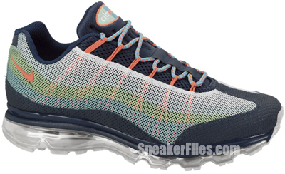 Nike Air Max 95 DYN FW Sport Turq May 2013 Release Date