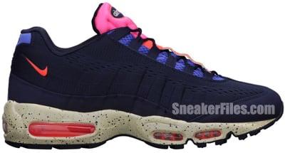 Nike Air Max 95 EM Crimson Beach May 2013 Release Date