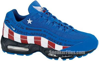 Nike Air Max 95 LE Doernbecher Release Date