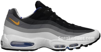 Nike Air Max 95 London QS May 2013 Release Date