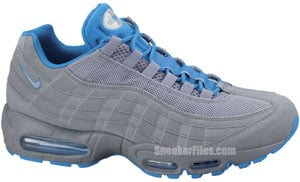 Nike Air Max 95 Stealth White blue Release Date