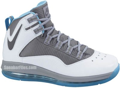 Nike Air Max Darwin 360 White Grey Stealth Turquoise Blue Release Date 2012