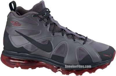 Nike Air Max Griffey Fury Fuse Dark Grey Black Red Release Date